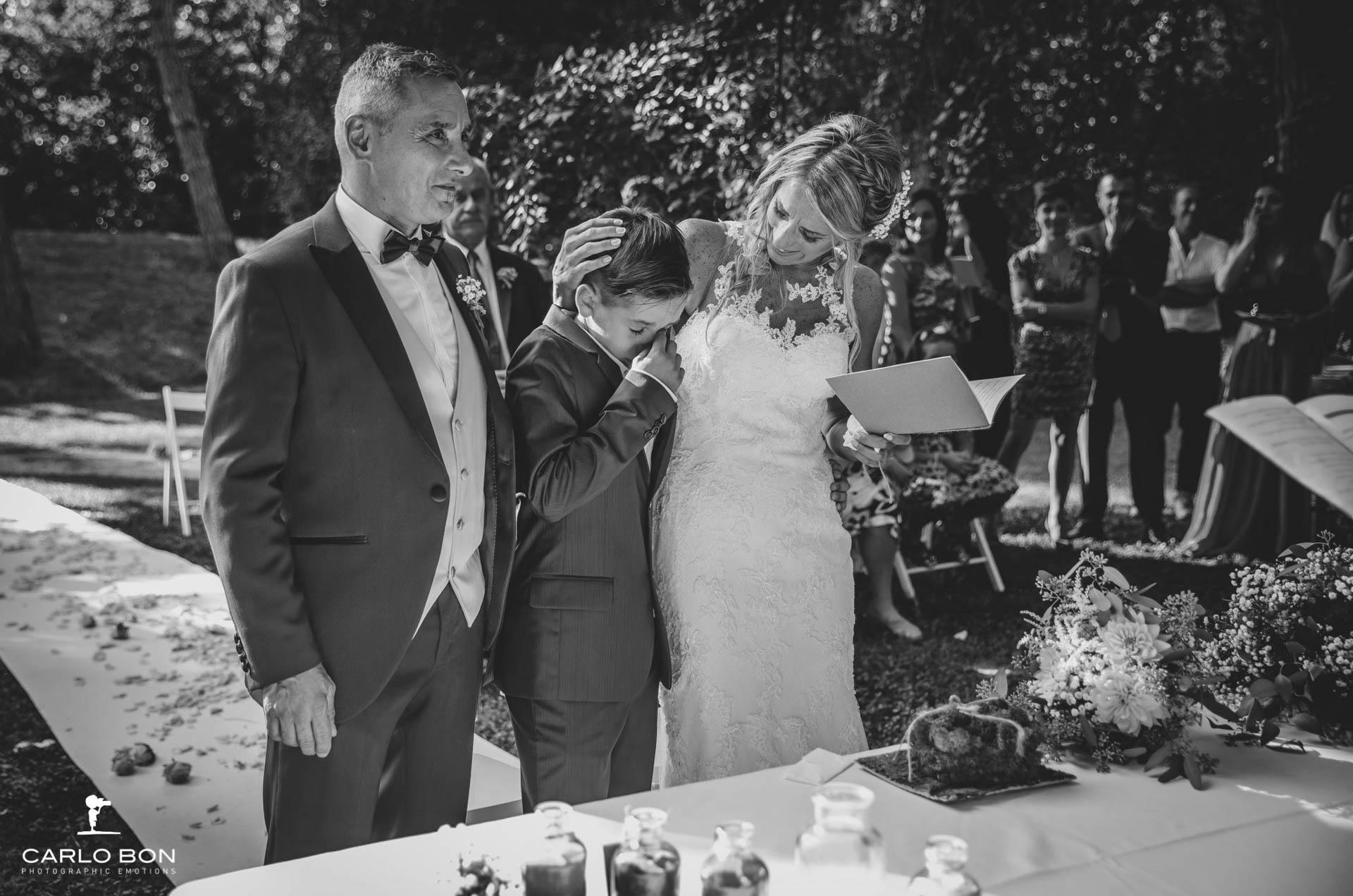 Elisa e Andrea - Un Nastrino a pois weddings planner