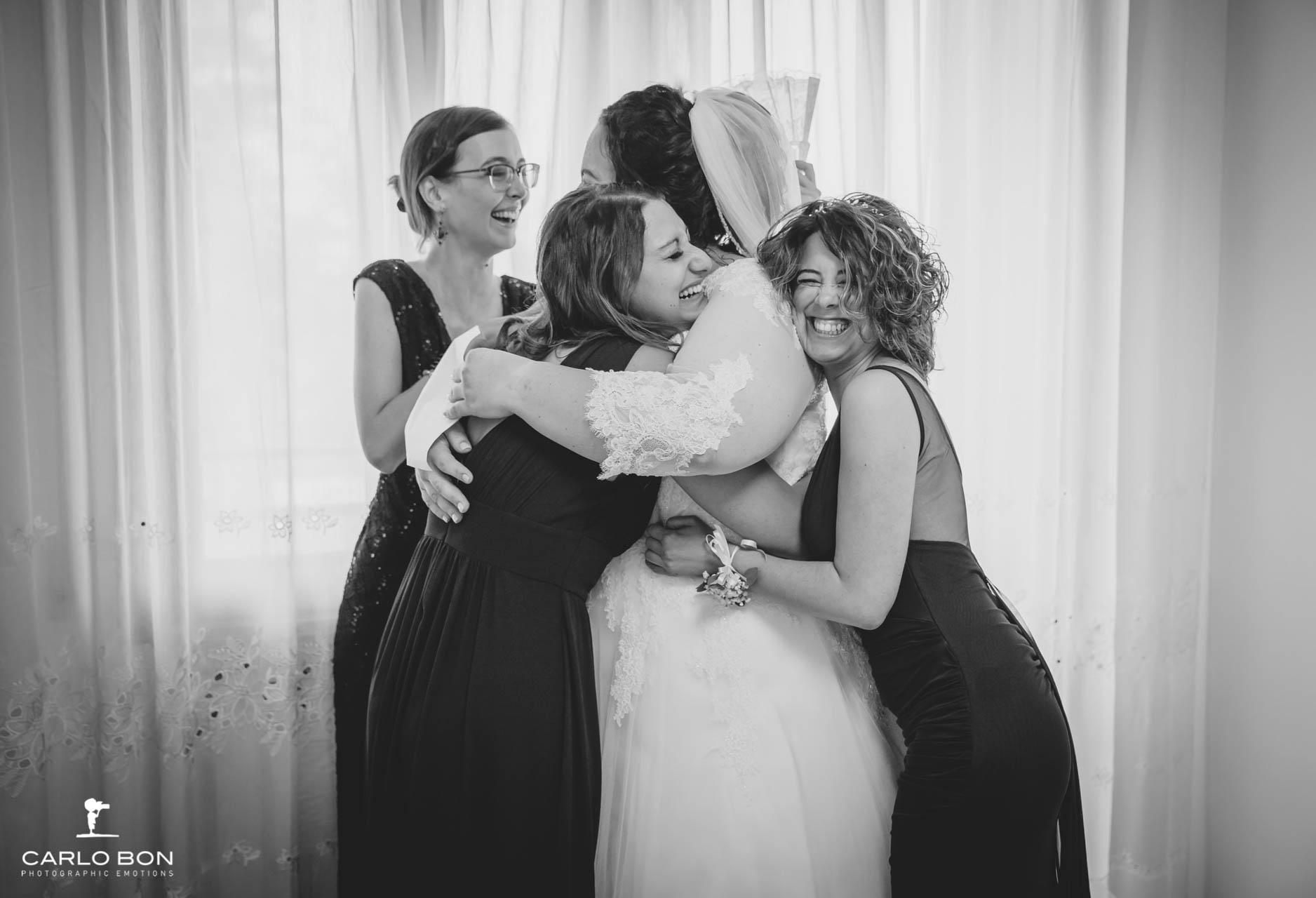 Matrimonio Silvia e Edoardo - Un Nastrino a pois weddings planner Veneto