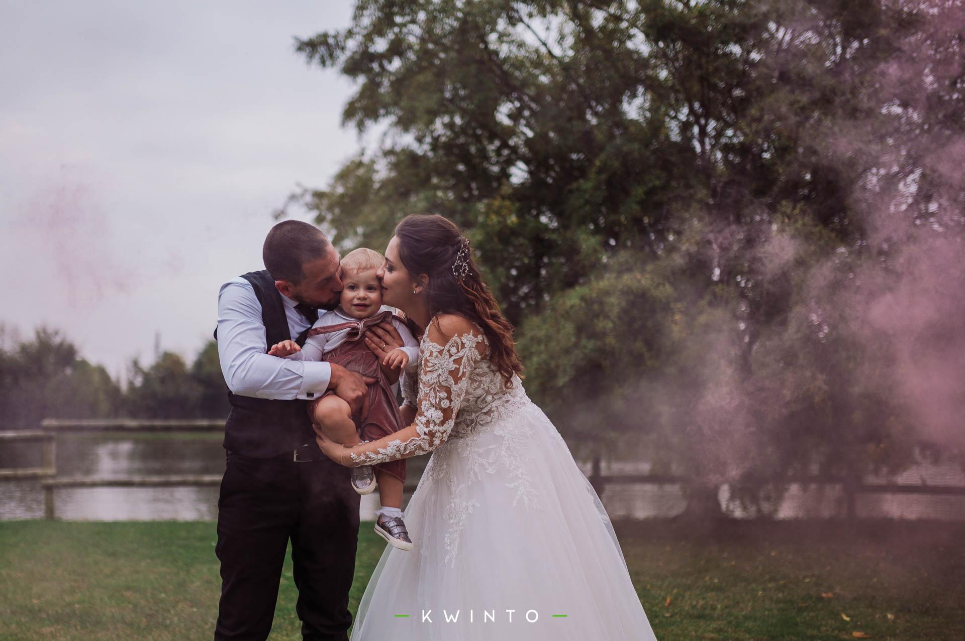 Matrimonio Silvia e Fabio - Un nastrino a pois - Wedding planner Venezia
