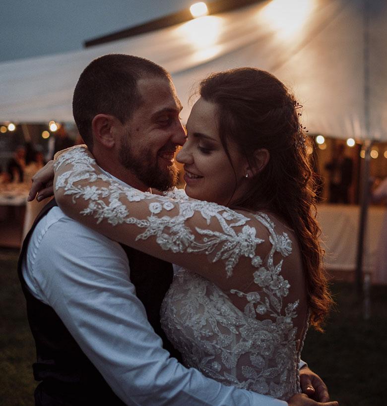 Un nastrino a pois - Wedding Planner in Veneto, a Venezia